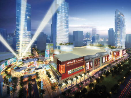 Wave City Center Noida